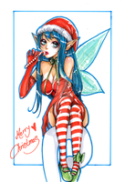 Merry Christmas by ArtistiqueMuoi
