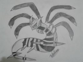 Giratina by Thunder2910