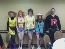 Pokecon 2013 by WolfyTheVampire