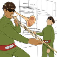 when tenten and neji arent home by crwns