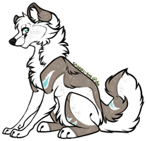 :: Canine Name Your Price Adoptable CLOSED :: by Sonacity