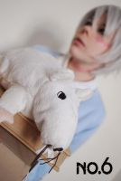 No. 6 : Shion and rat by berylrion