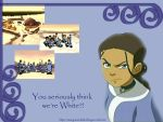 Katara isn't white by Usagi-CRI