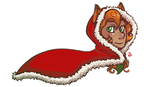 Christmas Cloak by ColacatintheHat