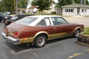 Olds Cutlass 442 by motoryeti