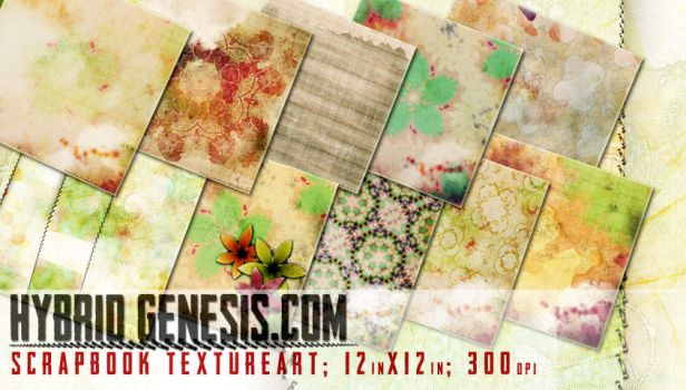 HGScrap Textures by In5omn1ac