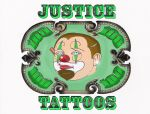 logo by justicetattoos
