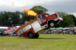 Wheelie Fire Truck 05 by gopherboy76