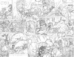 More Random Scorn Pages by -adam-