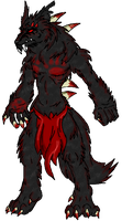 Hellspawn by Dracolord