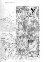 Ataraxia Page 1 Pencils by cronevald