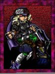 Evil Flightless Ninja FULLVIEW by DarkPenguin