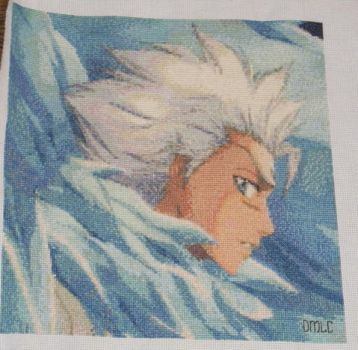BLEACH- Hitsugaya-Completed by DawnMLC