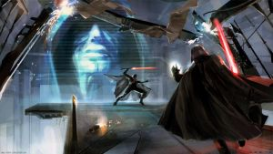 Force Unleashed scr 7 by NoOne00