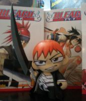 Munny Ichigo by KidNotorious