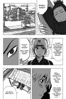 A scene from Naruto-UL comic by icha-icha