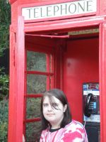 I Got Myself A Red Phone Booth by xxx-sasuke-xxx