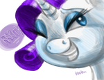 Rarity for Onelonedreamer by Rawri-Tea