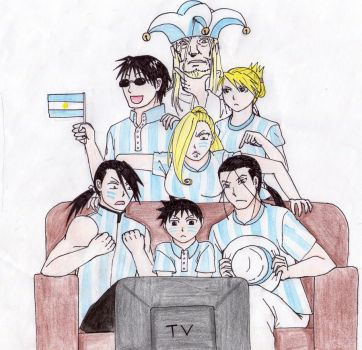 fma argentina :D by elipride