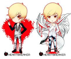GD HEARTBREAKER by jessy-izan