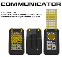 communicator by Munners
