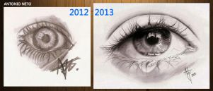 Eye - Evolution by AntonioNT