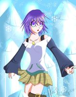 Mizore-Chan by Melody-Musique