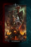 Barbarian III 2014 by Holyknight3000