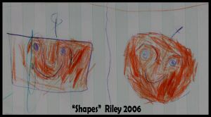Shapes by Riley by annora