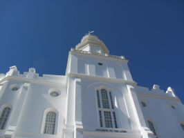ST. George Temple by Swashbookler