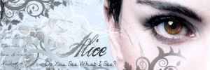 Alice - Ice by fallenrosemedia