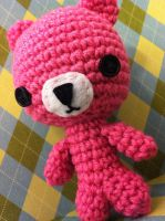 Teddy in Pink by MalonB