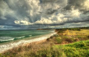 Stormy Skies by daniellepowell82
