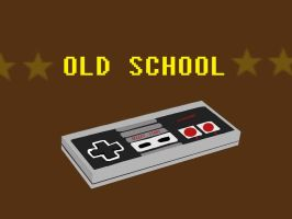 old school yo by Faethany