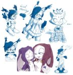 2014 - D-Sketch Collection #01 by S-Dash