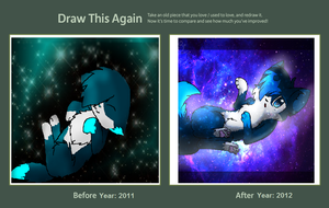 Draw This Again by shyvyana