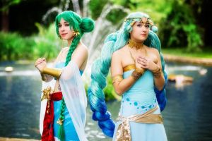 Goddesses by Tailstastic