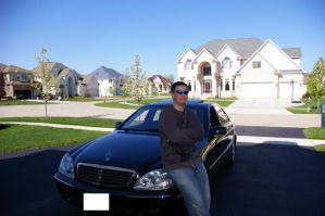 Andrei and the S-Class 6 by Earthfeeler