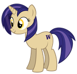 UW OC Sideview by AlmostFictional