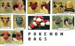 PokeBags FOR SALE! by TinyHatter