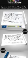 Engineering / Architectural Design Mock-up by idesignstudio