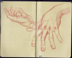 Hands by unclepatrick