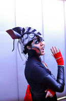Rabbit - Steam Powered Giraffe - Cosplay by Mitternachto