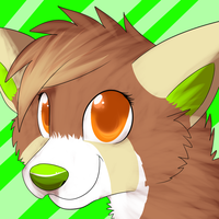 PixelStarPuppy Icon x1 by PixelCorgi