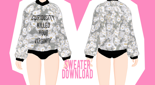 DL: Sweater by Jjinomu