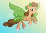 Jade Butterfly by Culu-Bluebeaver