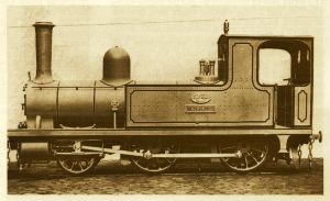 Manx Northern Railway No. 2 by SteamRailwayCompany