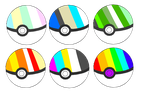 Surprise Pokeball Adopts! .:CLOSED:. by QualiT-Adopts