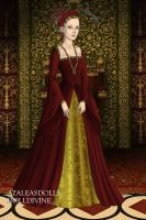 Jane Seymour, Christmas Gown by daretoswim7709