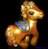 Salvador Dali Custom Pony by mayanbutterfly